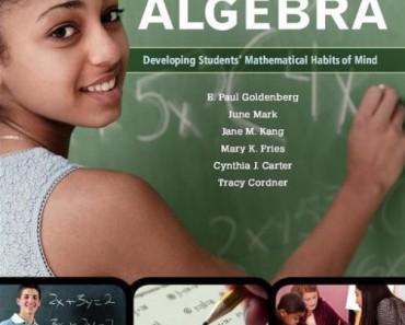 Making Sense of Algebra