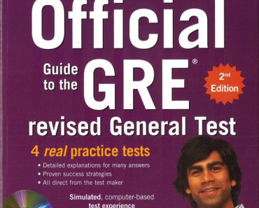 ETS- Official GRE