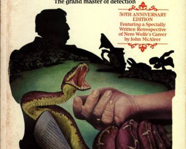 Fer-De-Lance, a Nero Wolfe novel