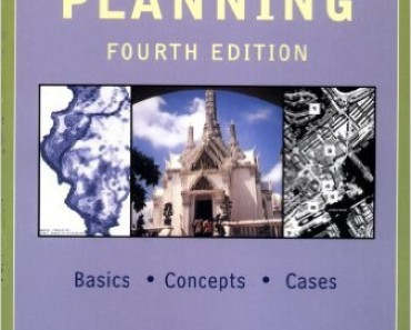 Tourism Planning: Basics, Concepts, Cases