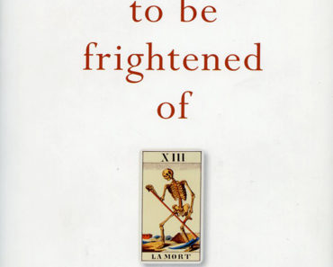 Nothing to be frightened of