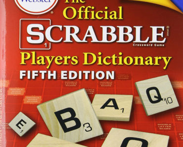 THE OFFICIAL SCRABBLE PLAYERS DICTIONARY (5TH EDITION)