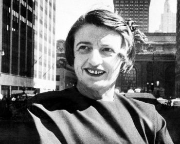 Top 10 Books by Ayn Rand