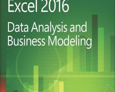 Microsoft Excel Data Analysis and Business Modelling