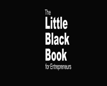 The Little Black Book for Entrepreneurs