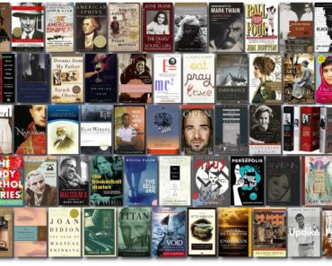 Top 100 Best Selling Biography Books of All Time