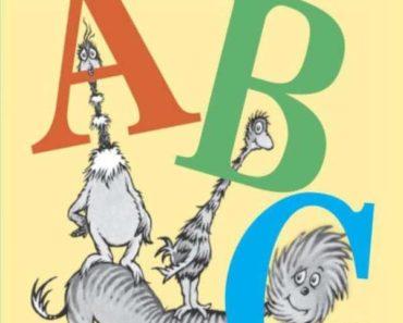 Dr.. Seuss's ABC: An Amazing Alphabet Book!