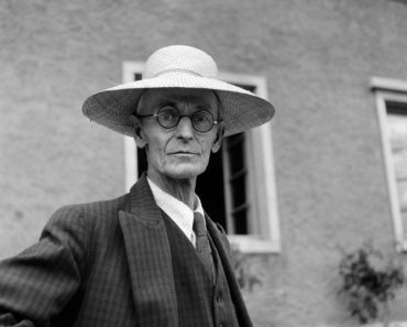 Top 10 Books by Hermann Hesse