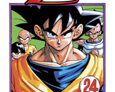 Dragon Ball Z – Volume 8: Goku Vs Ginyu