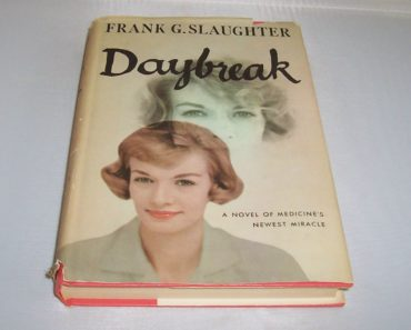 Top 10 Books by Frank G. Slaughter (C.V. Terry)