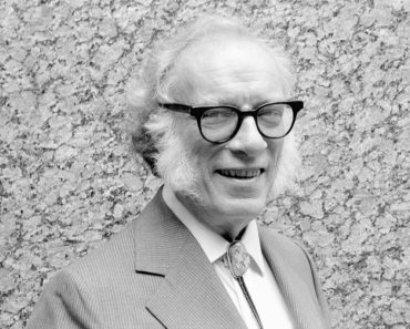 Top 10 Books by Isaac Asimov