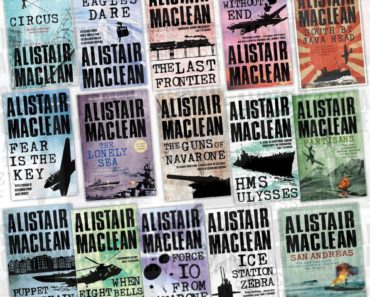 Top 10 Books by Alistair MacLean