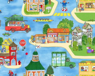 Top 10 Books by Richard Scarry