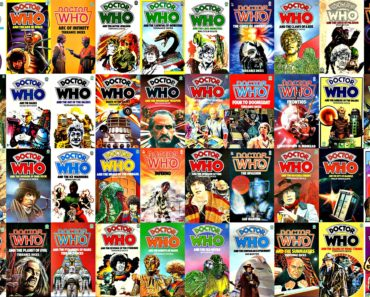 Top 10 'Doctor Who' Books