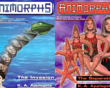 Top 10 Animorphs Books