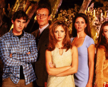 Top 10 Buffy The Vampire Slayer Books