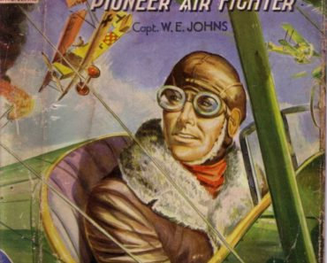 Top 10 Biggles Books