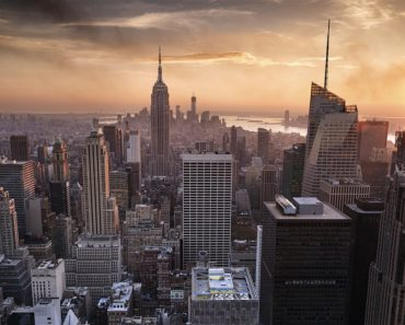 Top 10 Fiction Set set in New York City