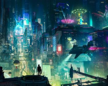 Top 10 Books on Cyberpunk