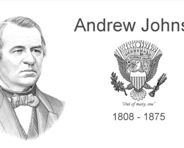 Top 10 Books on Andrew Johnson