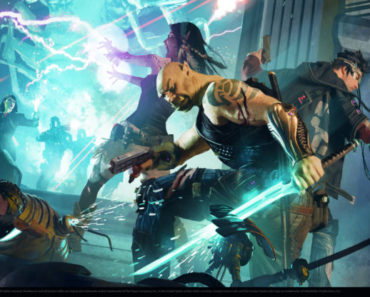 Top 10 Shadowrun Books