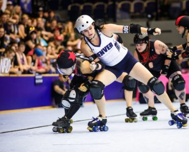 Top 10 Books on Roller Derby
