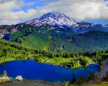 Top 10 Books on Mount Rainier National Park