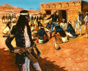 Top 10 Books on The Western Apache