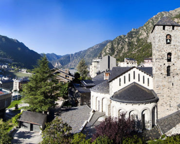Top 10 Books on Andorra