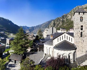 Top 10 Books on Andorra