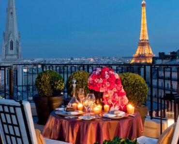Top 10 Fiction Set in Paris