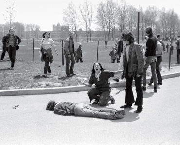 Top 10 Books on The Kent State Shootings