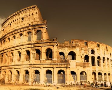 Top 10 Fiction Set in The Roman Empire