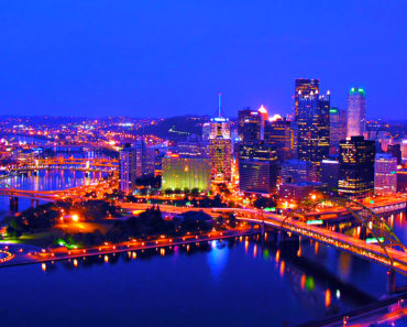 Top 10 Fiction Set in Pittsburgh