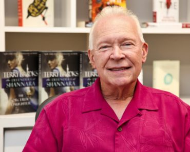 Top 10 Books by Terry Brooks