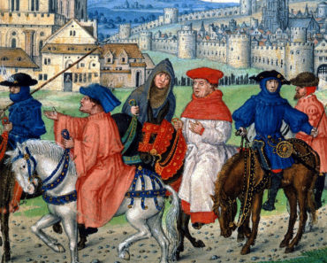 Popular Books on Canterbury Tales