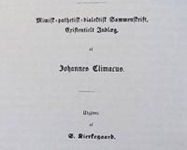 Concluding Unscientific Postscript to Philosophical Fragments
