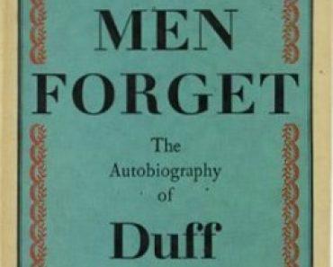 Old men forget