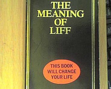 The Meaning of Liff