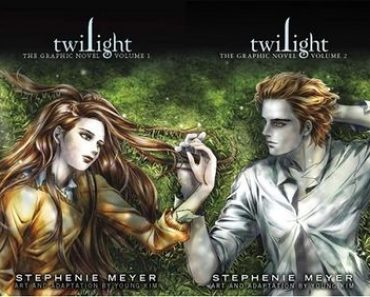Twilight: The graphic novel